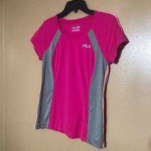Size Medium Fila Shirt 👚